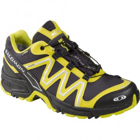 bd00012847cb Pánska turistická obuv nízka SALOMON-Neon Trail GTX -