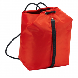 Dámske vrecko na prezúvky UNDER ARMOUR-Essentials Sackpack-RED