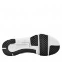 Pánska tréningová obuv UNDER ARMOUR-UA Ultimate Speed NM-BLK -