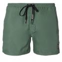 Pánske plavky BRUNOTTI-Tasker Mens Shorts vintage green -