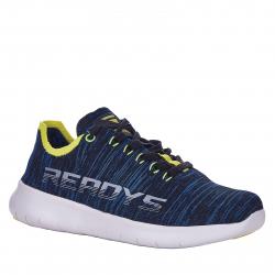 Juniorská tréningová obuv READYS-Scapa black/blue