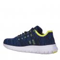 Juniorská tréningová obuv READYS-Scapa black/blue -