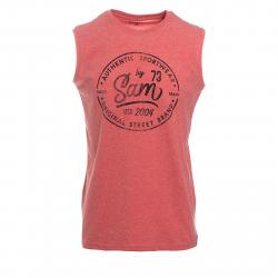 Pánske tričko bez rukávov SAM73-MEGH Pánske Tričko-475