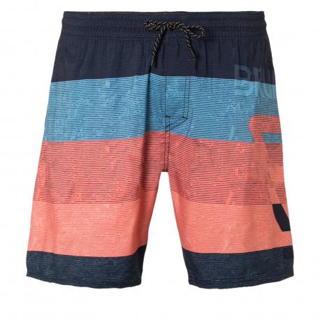 Pánske plavky BRUNOTTI-Kelvin Mens Shorts graphite blue