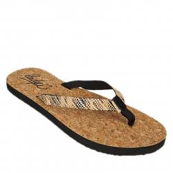 Dámske žabky (plážová obuv) COOL-Sunday black
