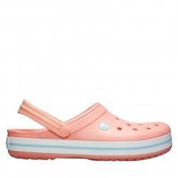 Kroksy (rekreačná obuv) CROCS-Crocband melon/ice blue