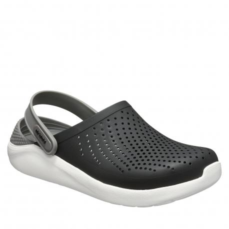 Rekreačná obuv CROCS-LiteRide Clog black/smoke