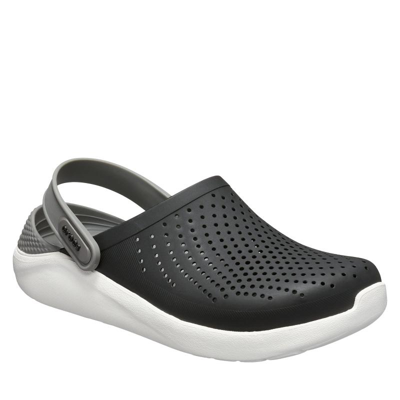 Kroksy (rekreačná obuv) CROCS-LiteRide Clog black/smoke -