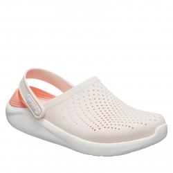Kroksy (rekreačná obuv) CROCS-LiteRide Clog barely pink/white
