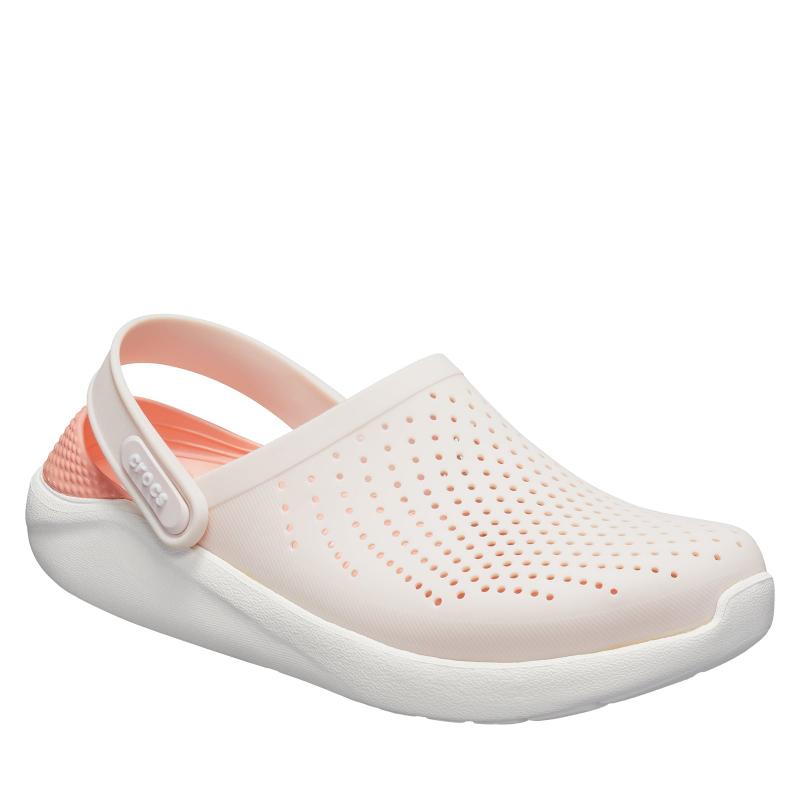 Rekreačná obuv CROCS-LiteRide Clog barely pink/white -