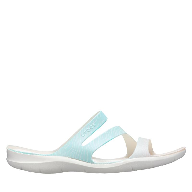 125ab32d05 Dámske šľapky CROCS-Swiftwater Seasonal Sandal W pool ombre white ...