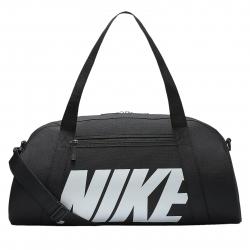 Cestovná taška NIKE-W NK GYM CLUB - BLACK/BLK/(WHT)