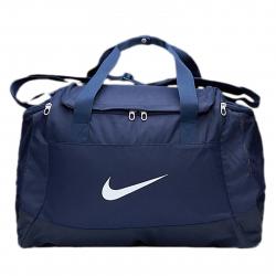 Cestovná taška NIKE-NK CLUB TEAM M DUFF - MIDNIGHT NAVY/MIDNIGHT NAVY/(W