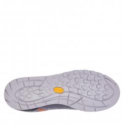 Pánska turistická obuv nízka BERG OUTDOOR-Marnel steel grey