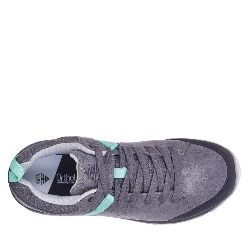 Dámska turistická obuv nízka BERG OUTDOOR-Marnel Ws steel grey -