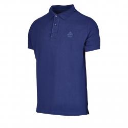 Pánske polo tričko s krátkym rukávom BERG OUTDOOR-POLO navy