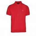 Pánske polo tričko s krátkym rukávom BERG OUTDOOR-POLO red -