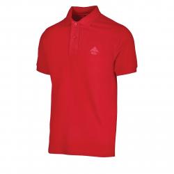 Pánske polo tričko s krátkym rukávom BERG OUTDOOR-POLO red