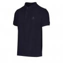 Pánske polo tričko s krátkym rukávom BERG OUTDOOR-POLO black -