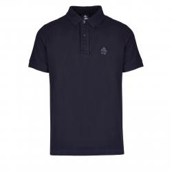 Pánske polo tričko s krátkym rukávom BERG OUTDOOR-POLO black
