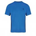 Pánske turistické tričko s krátkym rukávom BERG OUTDOOR-MOLEIR blue -