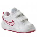 Detská rekreačná obuv NIKE-Pico 4 DTV white/pink -