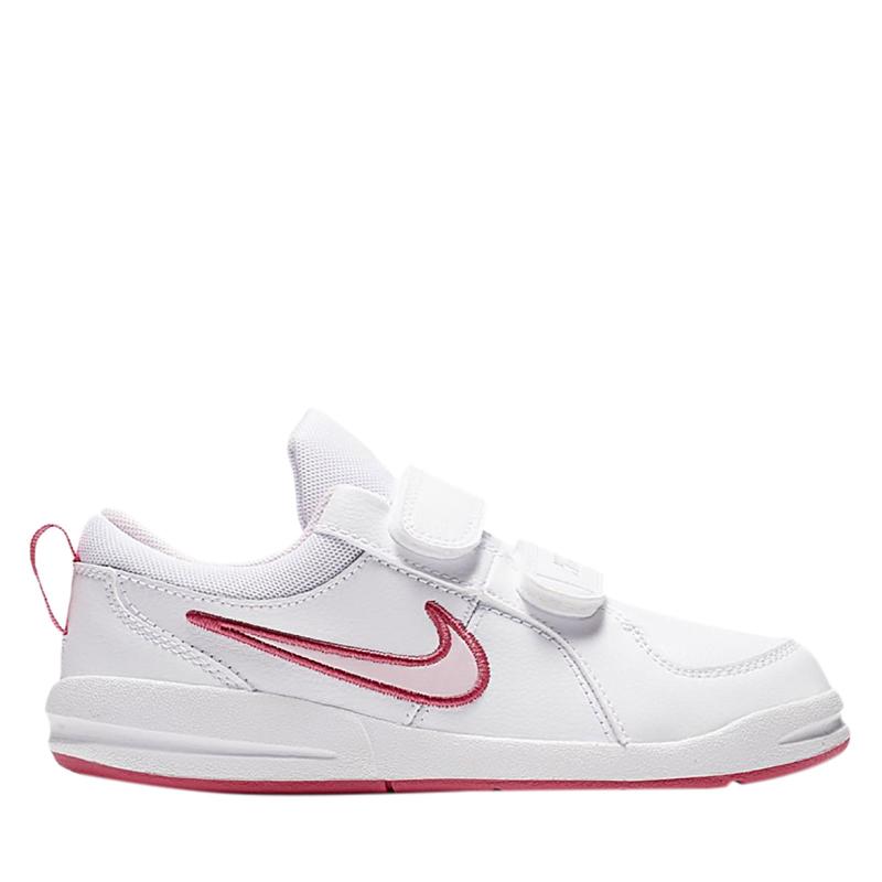 Detská rekreačná obuv NIKE-Pico 4 PSV white/pink -