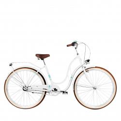 Dámsky mestský bicykel LE GRAND-LG_Grand Madison 3 - whi