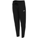 Dámske teplákové nohavice 4F-WOMENS TROUSERS SPDD001-20S-Black -