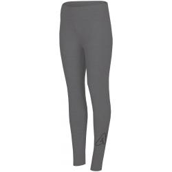 Dámske legíny 4F-WOMENS LEGGINGS LEG001-23M-Grey dark