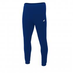 Pánske teplákové nohavice 4F-MENS TROUSERS SPMD001-36S-Blue dark