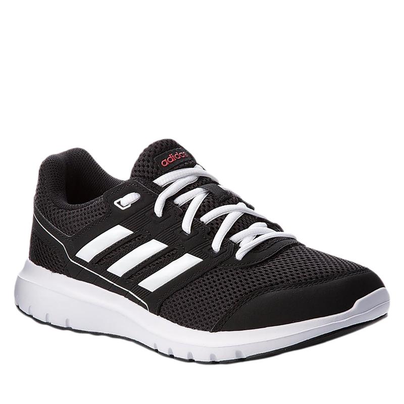 ADIDAS-Duramo Lite 2.0 core black/white/white 39 1/3 Čierna