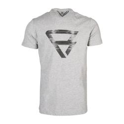 Pánské triko s krátkým rukávem Brunotti-Herring Mens T-shirt light chip melee