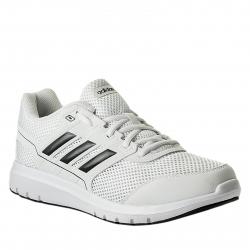 Pánska tréningová obuv ADIDAS-Duramo Lite 2.0 white/carbon/carbon