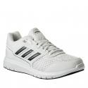 Pánska tréningová obuv ADIDAS-Duramo Lite 2.0 white/carbon/carbon -