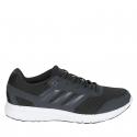 Pánska tréningová obuv ADIDAS-Duramo Lite 2.0 carbon/core black/core black -