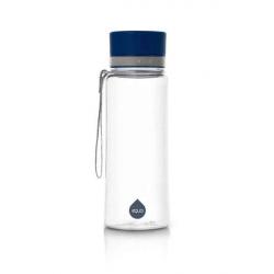 Fľaša EQUA-Plain Blue, 600 ml
