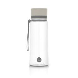 Fľaša EQUA-Plain Grey, 600 ml