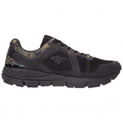 Pánska trailová obuv 4F-Kapino deep black