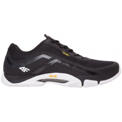 Pánska bežecká obuv 4F-Oliwa deep black