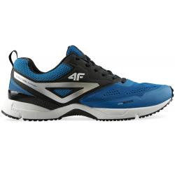 Pánska bežecká obuv 4F-Ronin denim