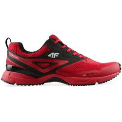 Pánska bežecká obuv 4F-Ronin red