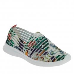 Dámska rekreačná obuv SCANDI-Sisa flower