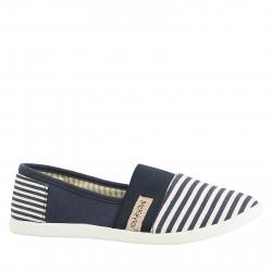 Dámska rekreačná obuv V+J-Ravola navy/white
