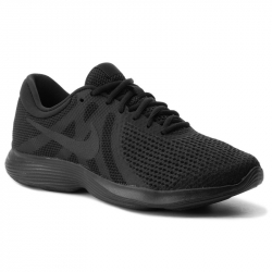 Pánska športová obuv (tréningová) NIKE-Revolution 4 EU black/black