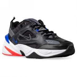 Pánska rekreačná obuv NIKE-M2K Tekno Paris tekno dark grey/black/racer blue