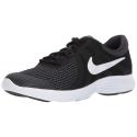 Juniorská tréningová obuv NIKE-Revolution 4 GS black/white/anthracite -