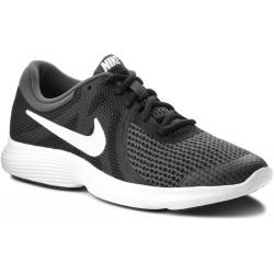 Juniorská tréningová obuv NIKE-Revolution 4 GS black/white/anthracite