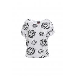 Dámske tričko s krátkym rukávom SAM73-Dámske tričko s krátkym rukávom-000