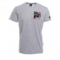 Pánske tričko s krátkym rukávom SAM73-Pánske tričko s krátkym rukávom-401